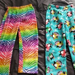girl 7/8 PJ pants
